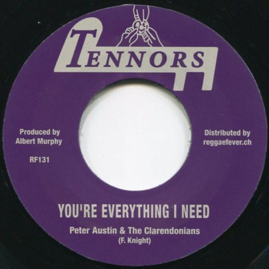YOU'RE EVERYTHING I NEED / VERSION