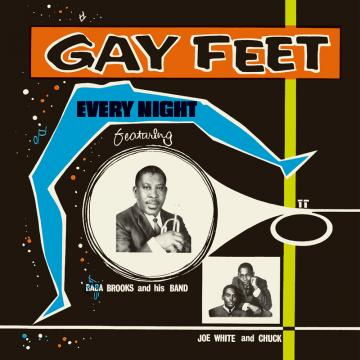 GAY FEET: Every Bight featuring Baba Brooks and His Band