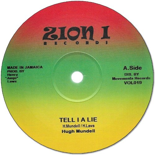 TELL I A LIE / JAH MUSIC