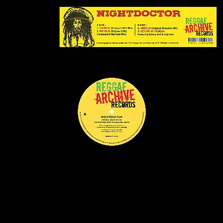 MENELIK(Original 1981 Mix) / MENELIK(Dubplate Mix)