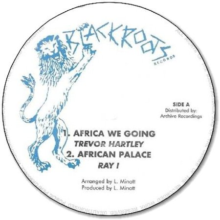 AFRICA WE GOING / AFRICAN PALACE