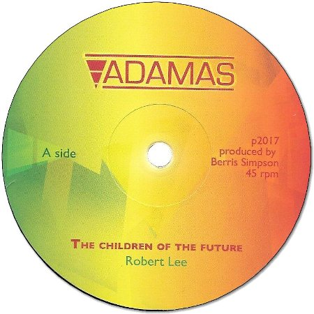 THE CHILDREN OF THE FUTURE / CHILDREN'S DUB
