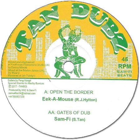OPEN THE BORDER / SKYLINE SPECIAL