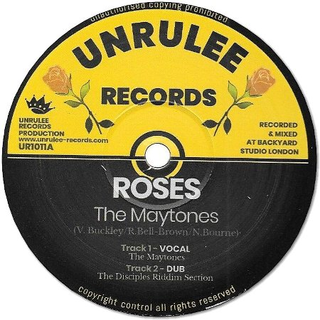 ROSES / ROSES DUBPLATE MIX