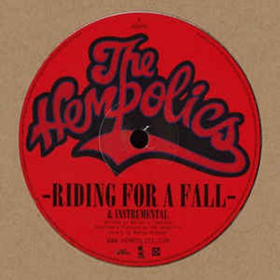 RIDING FOR A FALL / COME AS YOU ARE