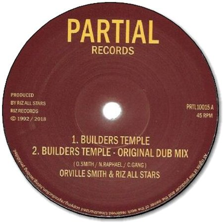 BUILDERS TEMPLE / DUBPLATE MIX