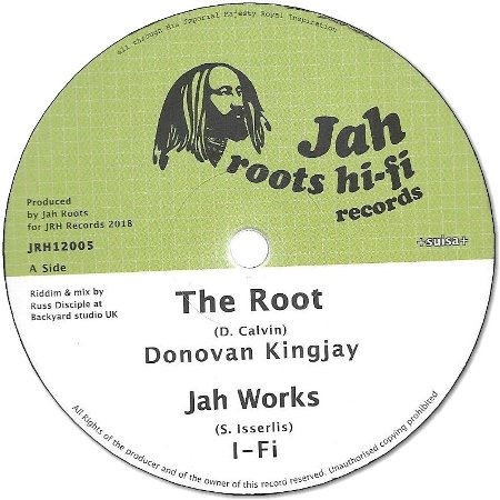THE ROOT / JAH WORKS / ARIGINAL ROOTS