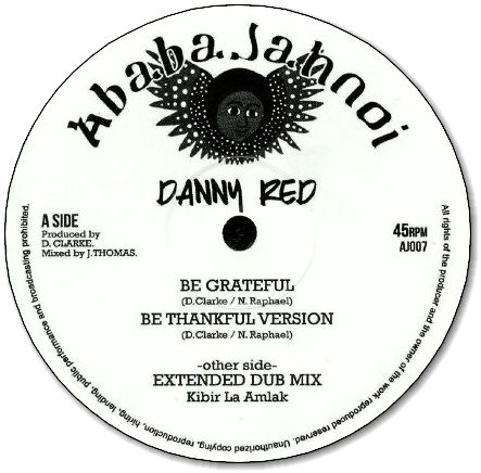 BE GRATEFUL / EXTENDED DUB MIX