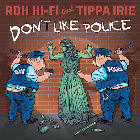 DON'T LIKE POLICE / NATURAL HIGH DUBS REMIX