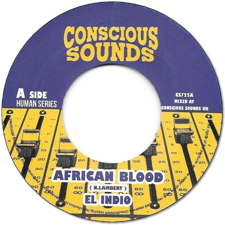 AFRICAN BLOOD / AFRICAN DUB