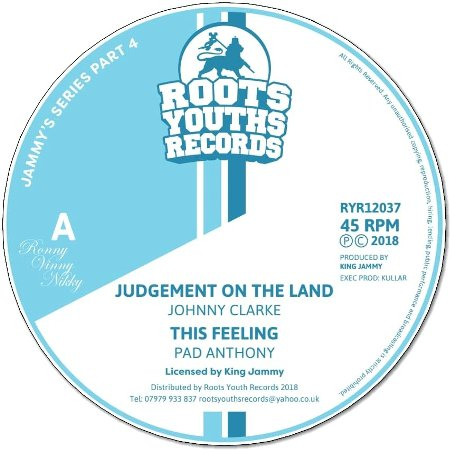 JUDGEMENT ON THE LAND / THIS FEELING