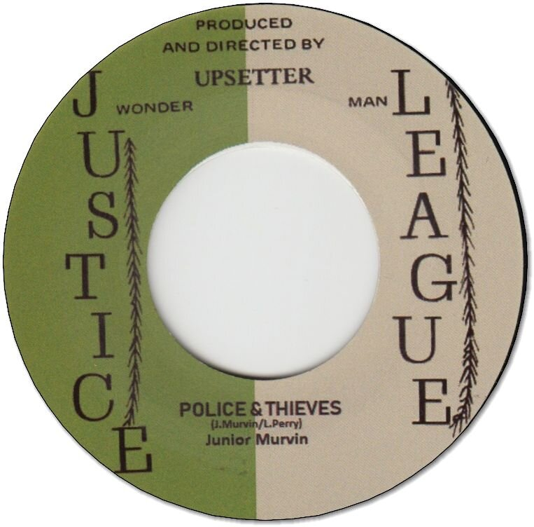 POLICE & THIEVES / VERSION