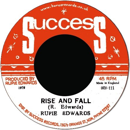 RISE AND FALL / RISE IN DUB