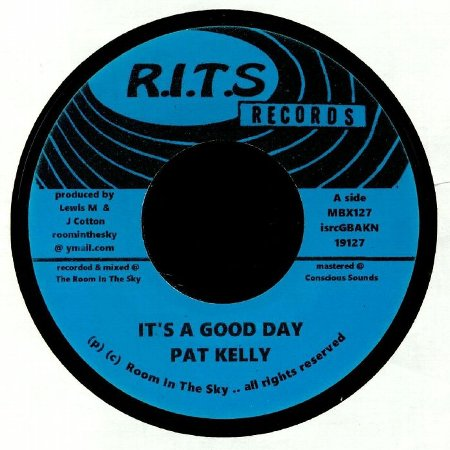 IT'S A GOOD DAY / VERSION