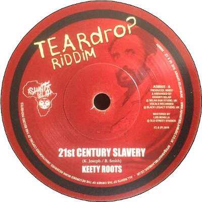 21st CENTURY SLAVERY / ESTABLISHMENT DUB