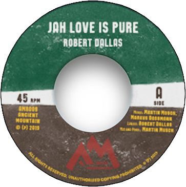 JAH LOVE IS PURE / PURE DUB