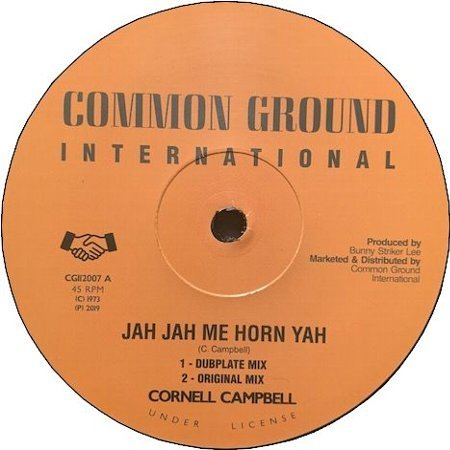 JAH JAH HORN YA Dubplate Mix