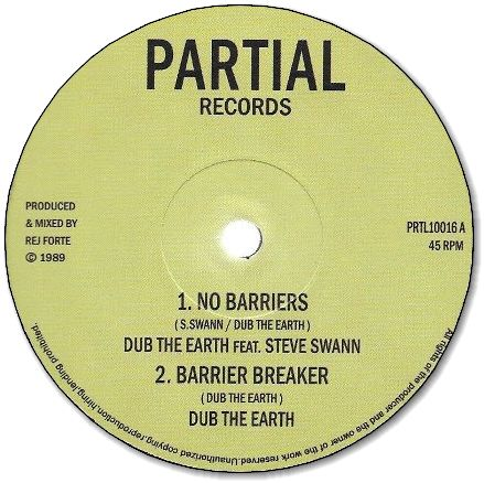 NO BARRIERS / TRAVELLING ON