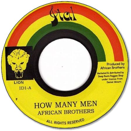 HOW MANY MEN / VERSION