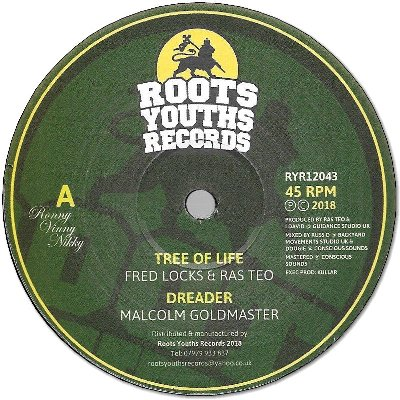 TREE OF LIFE / DREADER / LIFE OF DUB