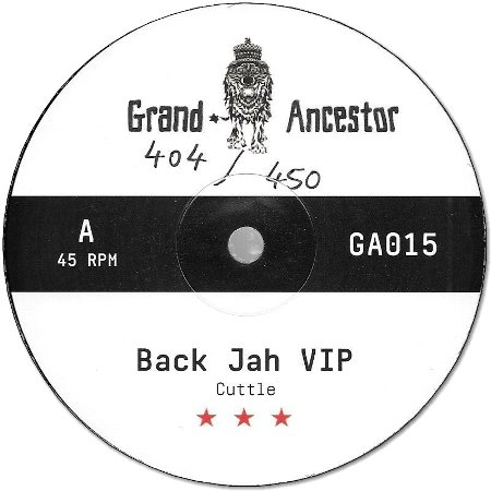 BACK JAH VIP / NO HARM VIP