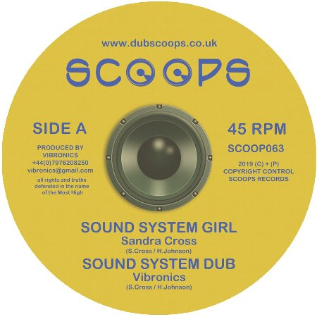 SOUND SYSTEM GIRL / FYAH BUN