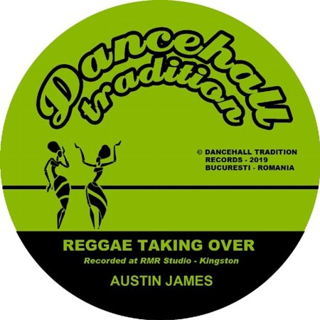 REGGAE TAKING OVER / DUB TAKING OVER