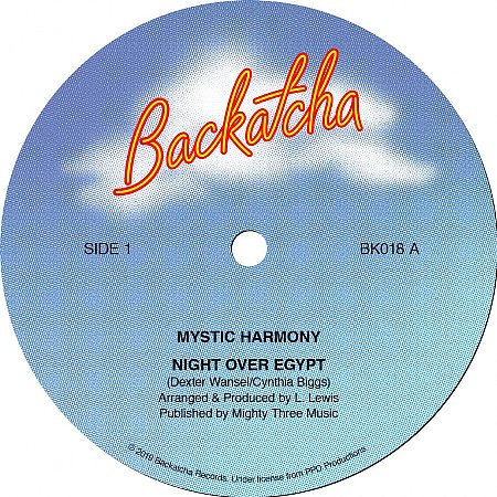 NIGHT OVER EGYPT / INDEPENDENT LADY