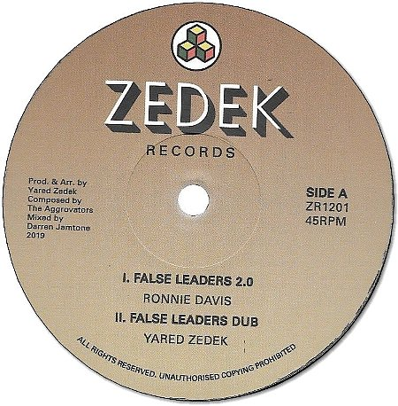 FALSE LEADERS 2.0 / TRAVELLING