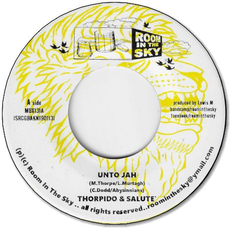 UNTO JAH / DECLARATION OF DUB