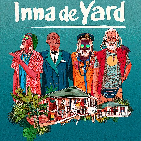 INNA DE YARD(2LP/DL code)
