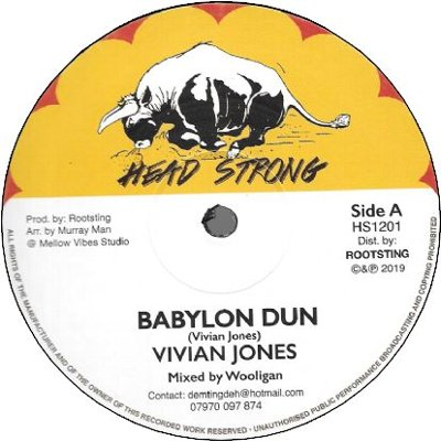 BABYLON DUN / HARD SHELL