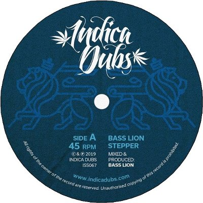 BASS LION STEPPER / LION DUB