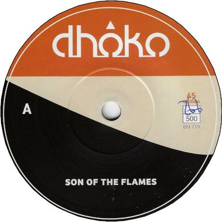 SON OF THE FLAMES / FLAMES OF DUB