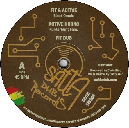 FIT & ACTIVE / ACTIVE HORNS / ACTIVE DUB