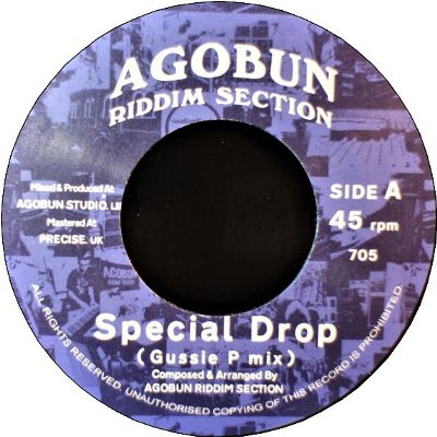 SPECIAL DROP(Gussie P Mix)