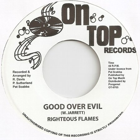 GOOD OVER EVIL / VERSION