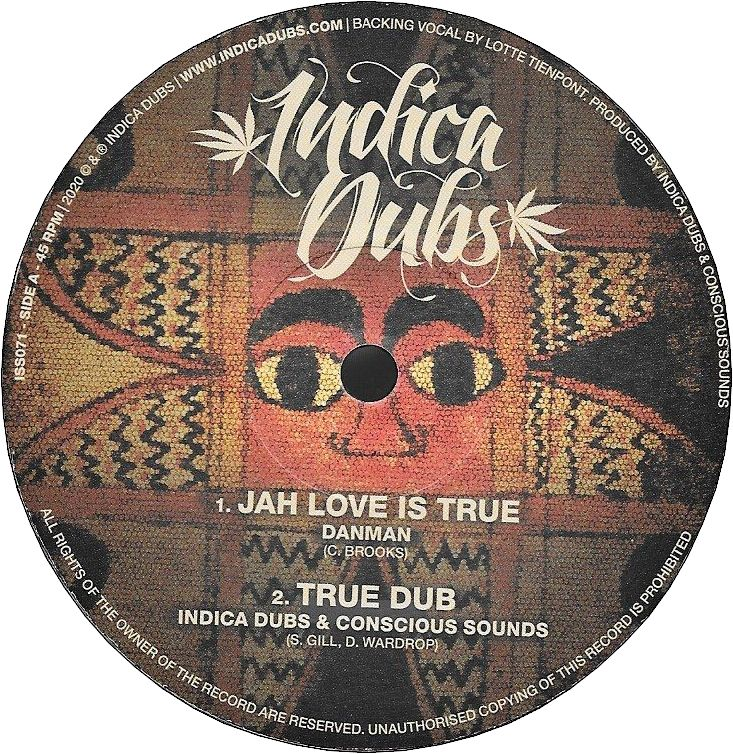 JAH LOVE IS TRUE / SPIRIT OF H.I.M