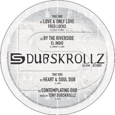 LOVE & ONLY LOVE / BY THE RIVERSIDE