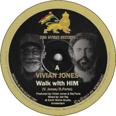 WALK WITH HIM / DUB WALK