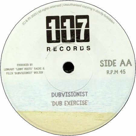 EXERCISE / DUB EXERCISE