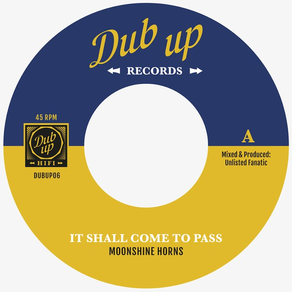 I SHALL COME TO PASS / DUB