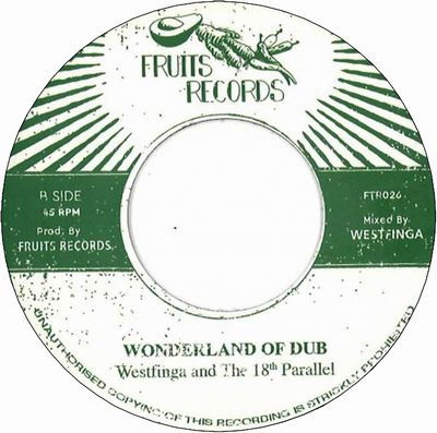 WONDERLAND OF GREEN / WONDERLAND OD DUB