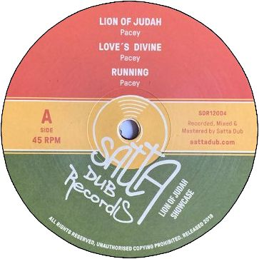 LION OF JUDAH / LOVE'S DIVINE / RUNNINGS