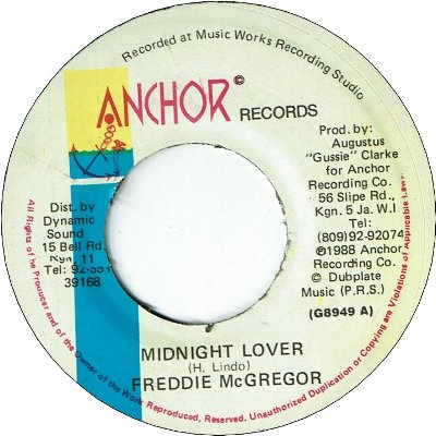 MIDNIGHT LOVER (VG+)