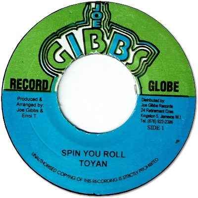 SPIN YOU ROLL