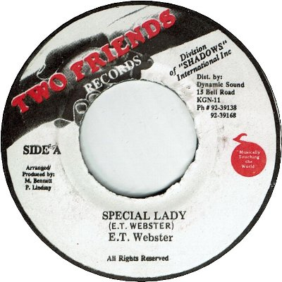 SPECIAL LADY (EX)