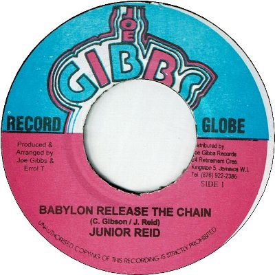 BABYLON RELEASE THE CHAIN