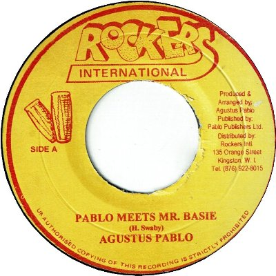 PABLO MEETS MR.BASSIE