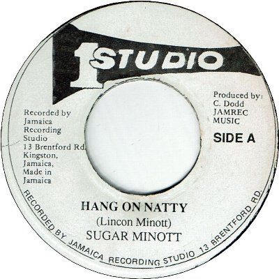 HANG ON NATTY (VG to VG+)